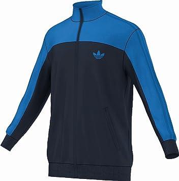Adidas 302355452 - Chaqueta de Running para Hombre, Color (- Conavy/Blubir), Talla XS: Amazon.es: Deportes y aire libre