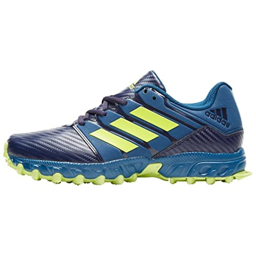 new product 3c894 87cec adidas Nuevo Hockey Lux Junior Shoes Calzado Deportivo Navy, Azul Marino,  35.5  Amazon.es  Zapatos y complementos