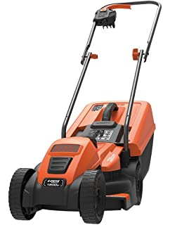 Black & Decker EMax32 - Cortacésped (Cortacésped manual, 32 ...