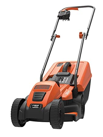 Black+Decker EMAX32S-QS - Cortacésped 1200W 32cm: Amazon.es ...