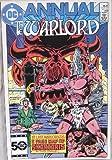 Warlord #4 Annual