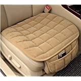 ELEPHANTBOAT® Simple Comfortable Car Front Cushion Non-Slip Breathable Car Cushion