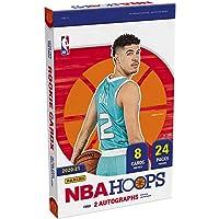 $439 » 2020/21 Panini Hoops NBA Basketball HOBBY box (24 pks/bx)
