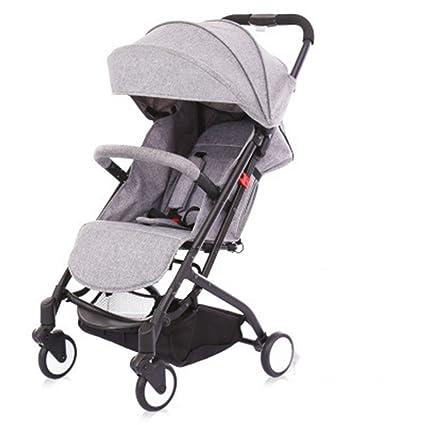 Sillas de Paseo Cochecito de bebé Ultra Light Portable Sit Lie ...