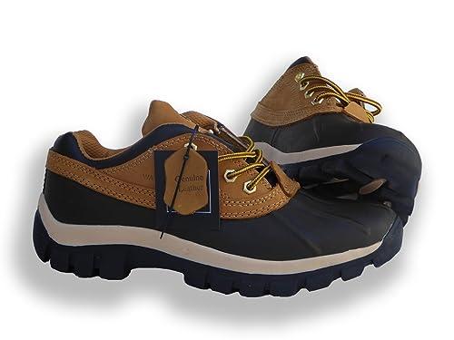 Suela Zapatos Al es Goma Zapatos De Hombres Complementos Amazon Botas Agua M7014 Kingshow M Resistente Y qpwO8q4