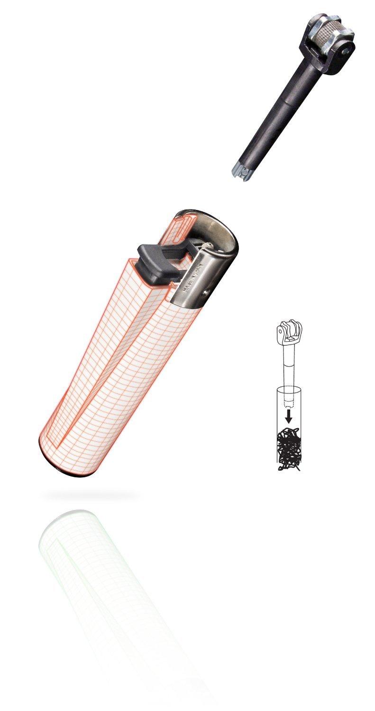 Amazon.com: Bundle – 10 artículos – Encendedor clipper ...