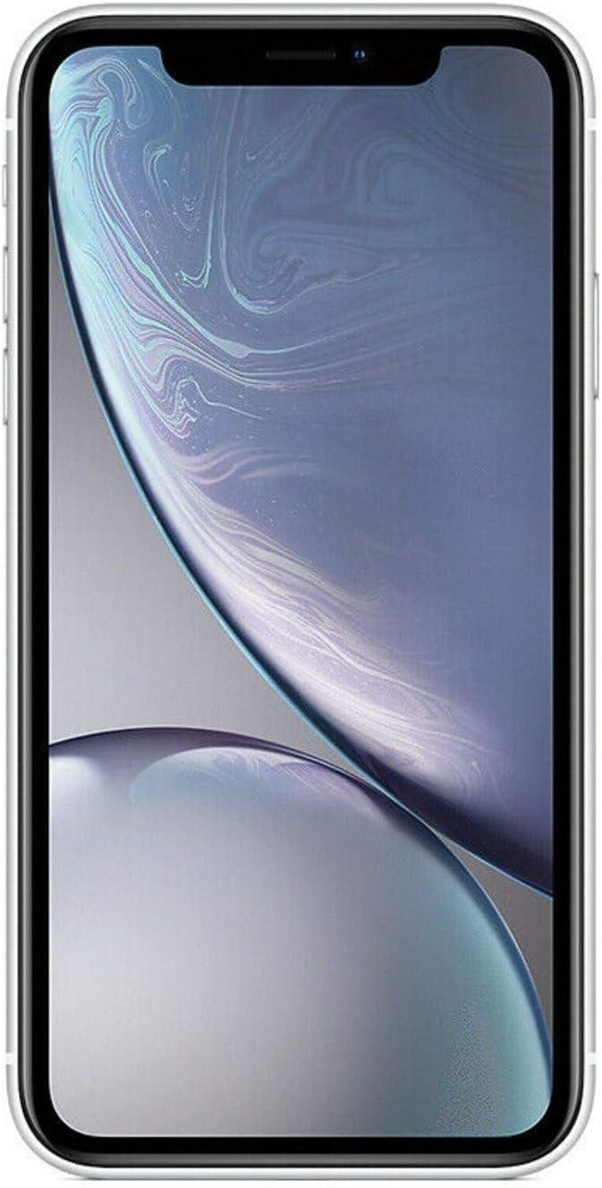 Amazon.com: Apple iPhone XR, 128GB, White - Fully Unlocked (Renewed)