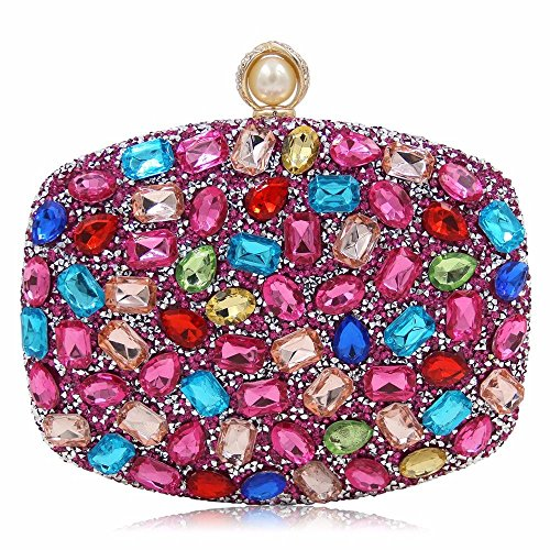 b pour sac sac beau partie fashion couleur pochette dîner diamant 2018 sac C sacoche TqwBU7Rx