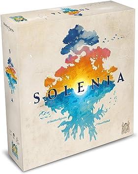 Asmodee- Solenia - Juego de Mesa, Color 8861: Amazon.es: Juguetes y juegos