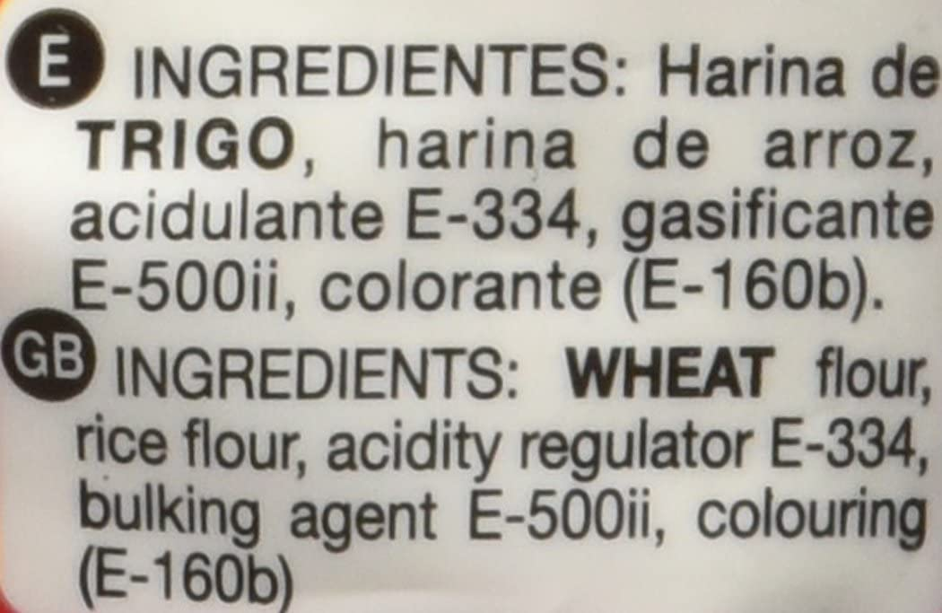 Yolanda - Harina Para Rebozar Sin Huevo 500 g: Amazon.es ...