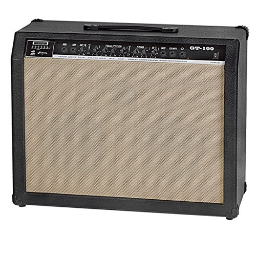 Blueseason Electric Guitar Amplifier Combo 100W with Handle Portable - Guitar 100w Amplifier Acoustic