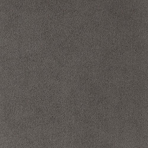 (Ultrasuede HP Suede Graphite Fabric by The Yard)