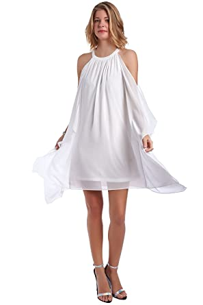 Vestidos blancos mujer amazon