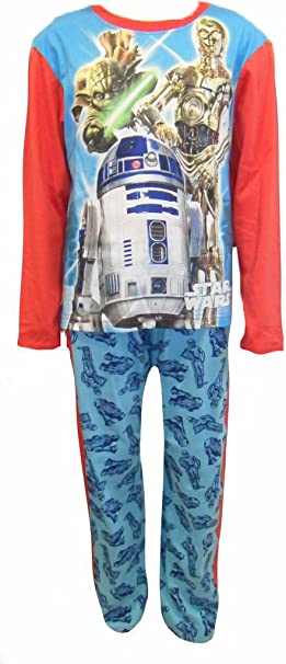 Star Wars Characters Boys Pyjamas