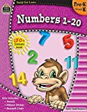 Ready-Set-Learn: Numbers 1-20 PreK-K