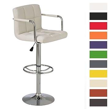 Bar Accoudoirs Ergonomique Réglable Similicuir De En Clp Lucy Tabouret Revêtement Chaise Hauteur Avec Rembourré b7Ifvm6Yyg