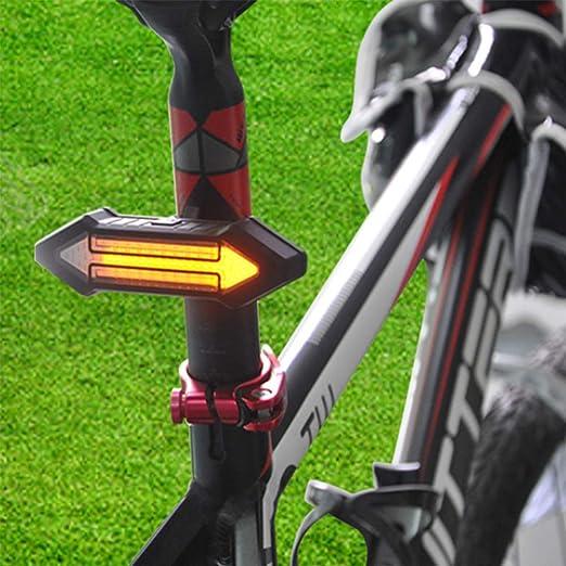 NF Luz De La Cola De Dirección De La Bicicleta, Control Remoto ...