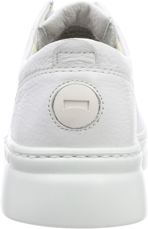 CAMPER Damen Runner Up Sneaker Weiß White Natural 100