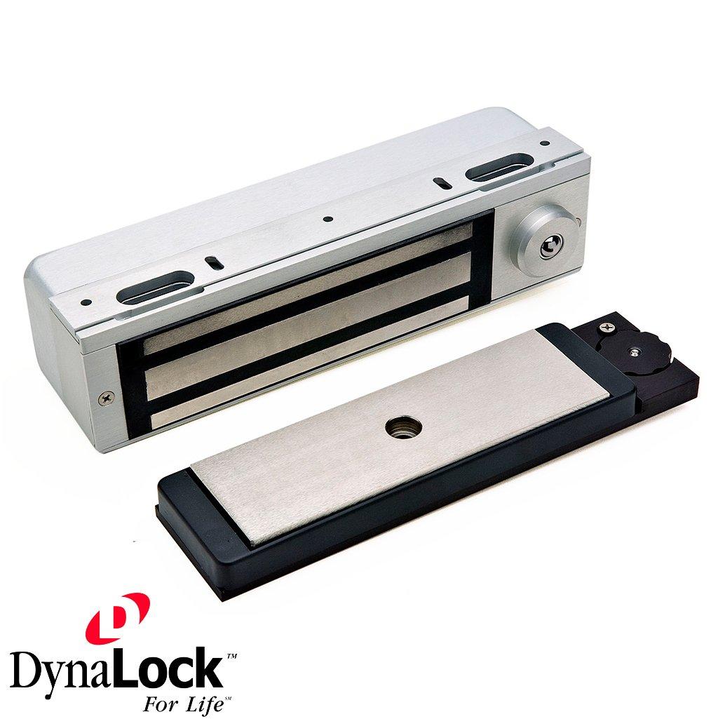 3101C Series 1500 Lb Mag Lock - Delay Egress w Door Status Switch