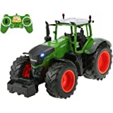 Goolsky Double e E351-001 Télécommande 1/16 Tracteur Agricole RC Voiture
