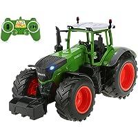Goolsky doble E E351-001 teledirigido 1/16 tractor agrícola