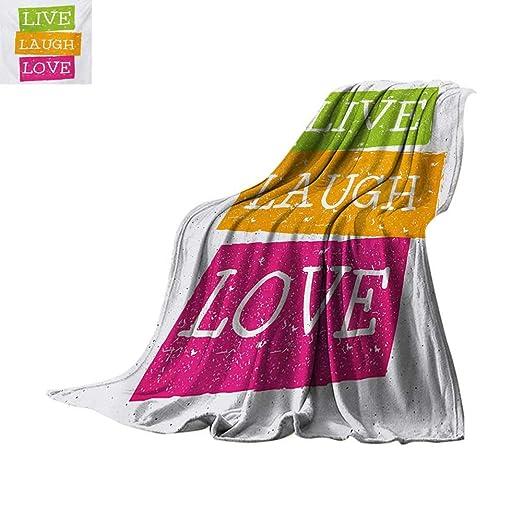 Live Laugh Lovehand Cuadro Decorativo Diseño De Frases
