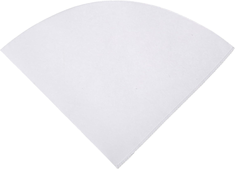 Winco Rayon Cloth Filter Cones for FF-10,White