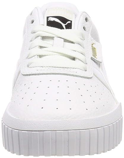 Amazon.com   Puma Womens Cali WNs Low-Top Sneakers, White 01, 4.5 UK   Fashion Sneakers