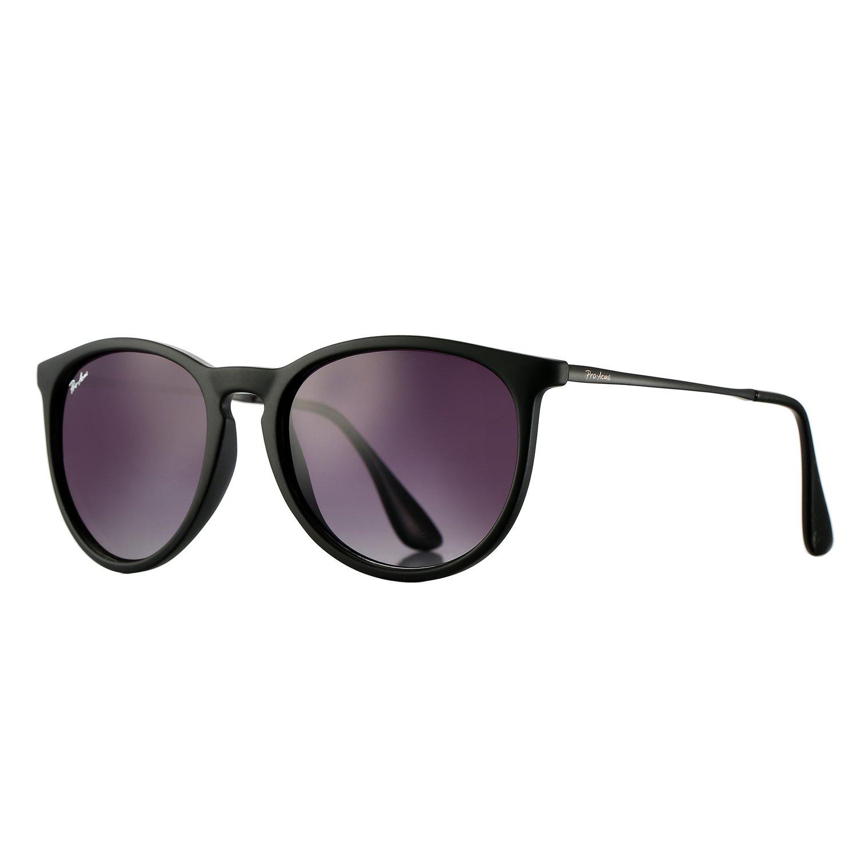e5d910e743 Polarized Sunglasses for Women Classic Round Style 100% UV Protection  0PA4171A