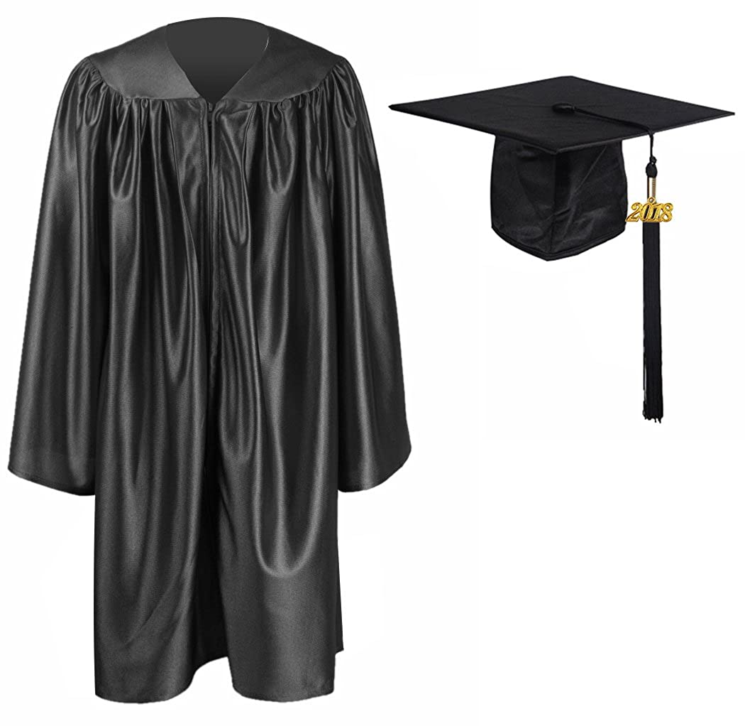 Amazon.com: GraduationMall Kindergarten Graduation Gown Cap Tassel ...