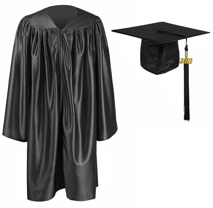 GraduationMall Kindergarten Graduation Gown Cap Tassel Set 2018