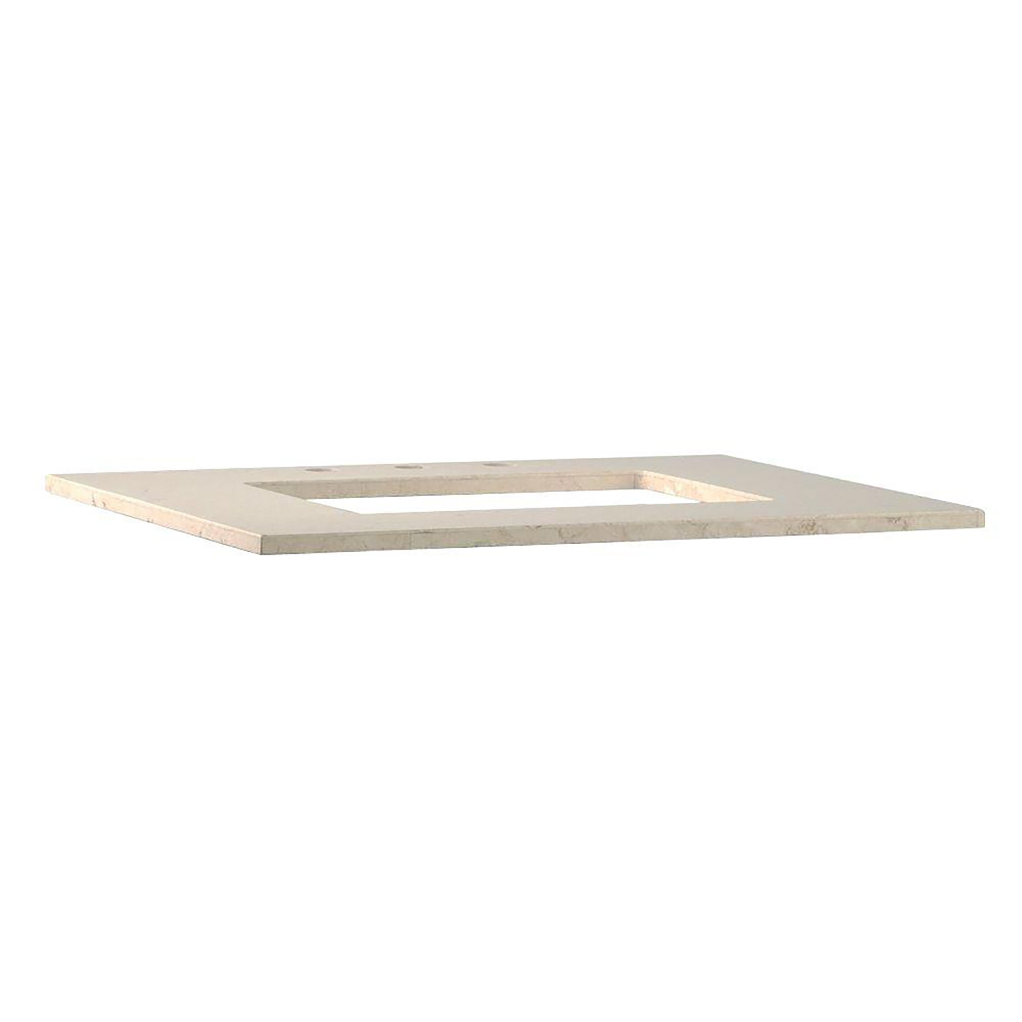 American Standard 9205.130.250 Studio 30-Inch Marble Top, Cream