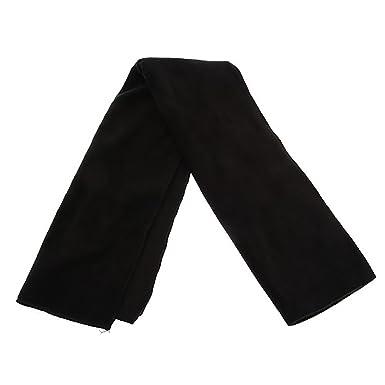 Echarpe polaire - Homme (158cm x 26cm) (Noir)  Amazon.fr  Vêtements et  accessoires cef30742a57