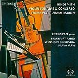 Hindemith: Violin Concerto and Sonatas