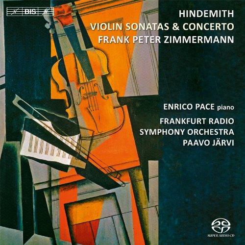 SACD : Frank Peter Zimmermann - Violin Concerto & Sonatas (Hybrid SACD)