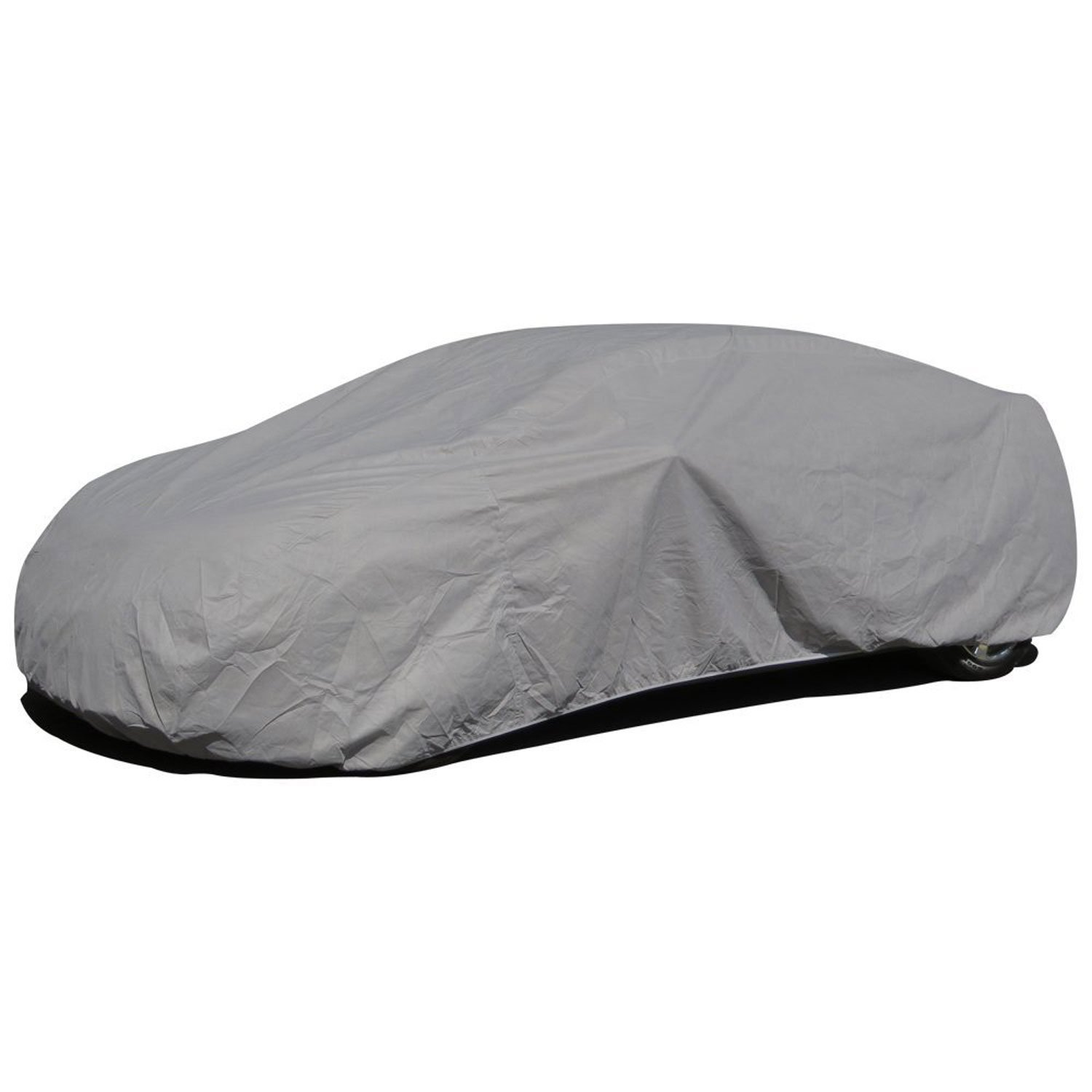Fits 167 Long Station Wagon Cover Budge SB-2 Grey Size S2 Renewed