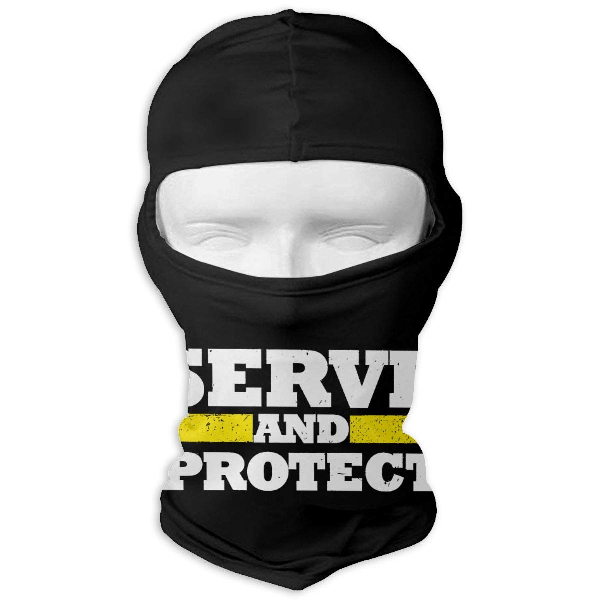 911 Dispatcher Protect and Serve Full Outdoor Cycling Ski Motorcycle Balaclava Mask Sunscreen Hat Windproof Cap