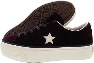 CONVERSE One Star Platform Ox Dark Sangria/Egret/Black