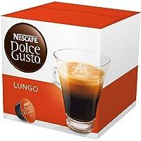 NESCAFÉ DOLCE GUSTO CAFÉ LUNGO  (16 cápsulas/16 Tazas)