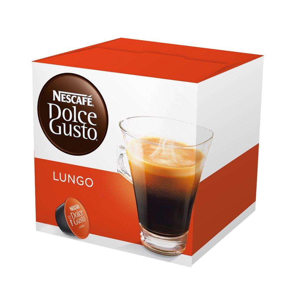 Nescafe Dolce Gusto Capsules, Caffa Lungo, 16 ct: Amazon.com ...