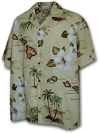 Pacific Legend Tropical Shirts Hawaiian Maps