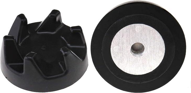 Ototec - Acoplador de goma para batidora de Kitchenaid (3 unidades): Amazon.es