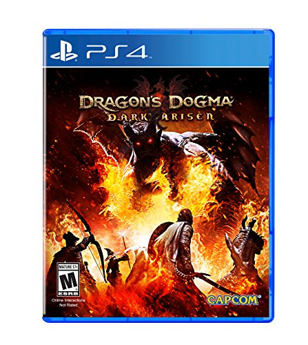 Dragon's Dogma: Dark Arisen - Standard Edition - PlayStation - Woodbury Mall Outlet