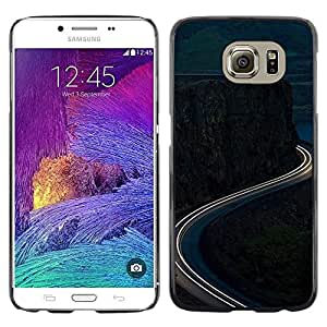 Exotic-Star ( Time-Lapse Mountain Road Free ) Fundas Cover Cubre Hard Case Cover para Samsung Galaxy S6 / SM-G920 / SM-G920A / SM-G920T / SM-G920F / SM-G920I