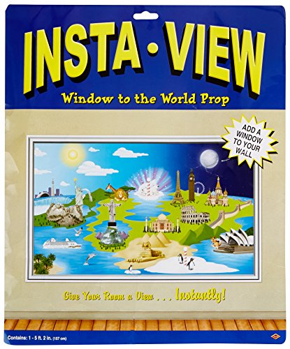 (Window To The World Insta-View Party Accessory (1 count))