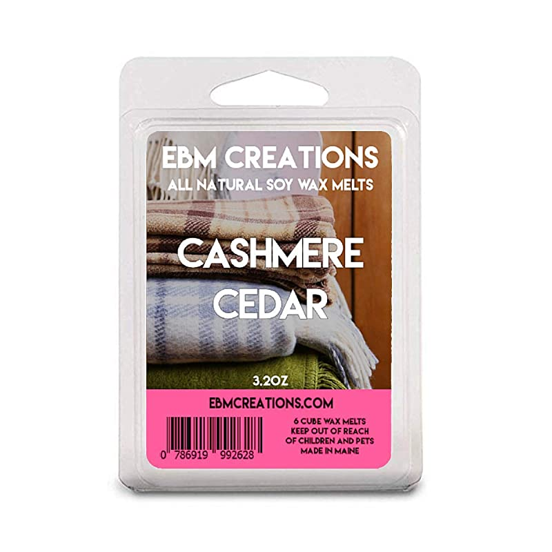 CASHMERE PLUM Farmhouse Decor Wax Melts All Natural Gift Ideas Top Selling Soy Candle Mason Jar Scented Candle