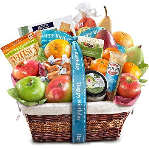 Fruit Birthday Basket - 7