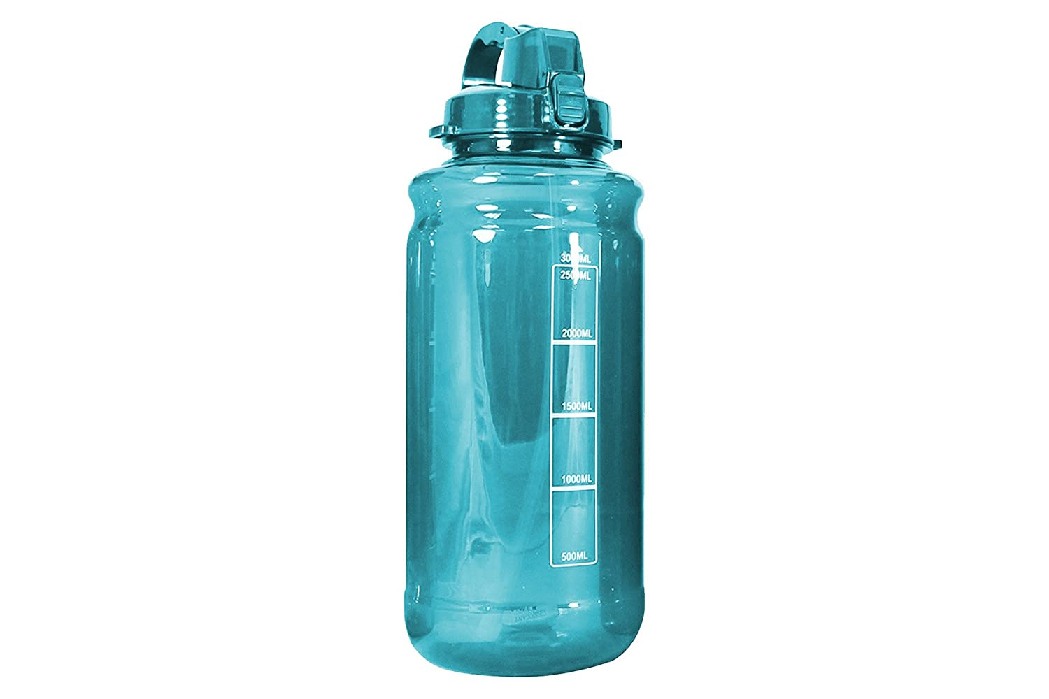 Yoga Gourmet Home 101oz 3000ml Large Outdoor Water Bottle w//Handle /& Straw and Camping Leak Proof Push Button Lid Running BPA Free Tritan Plastic Cycling Eco-Friendly for Gym