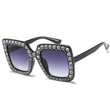 LMB Cuarteto Grandes Gafas de Sol de Color Diamante Gafas de ...