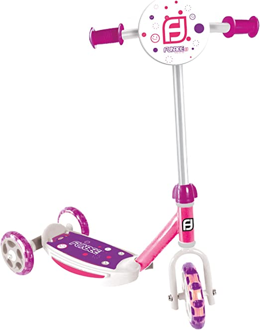 Disney Princess M14379-01 Tri Trottinette Violet